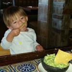 Omg!!! Great food, we order rancheros  eggs, eggs with choriso, 2 kids plates, guacamole, dip ch