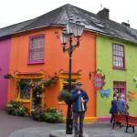 Don & Barry's Historic Stroll in Old Kinsale Foto
