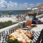 Fun Place on Beach for Lunch!