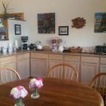 GOOD Continental Breakfast Sundance Motel Pinedale WY