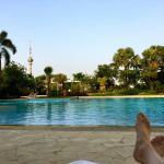 Paradise Poolside