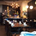 El salon del restaurante
