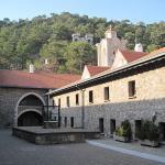 The Kykkos Monastery - Exterior view, Cyprus