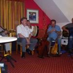 Fabulous and casual Monday Music Night - not to be missed - in Shower of Herring Restaurant.