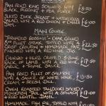 Few nice dishes from Ye Olde Dun Cow