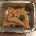 Best samosas in town
