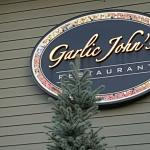 Garlic Great Jon's,  Manchester VT.