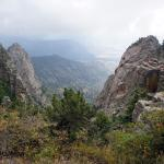 hiking La Luz