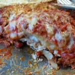 best lasagna I have ever had and I've traveled around the world in the AF.
