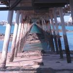 Broome deep water jetty