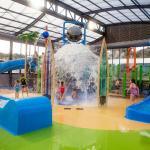 Indoor Heated Splash park