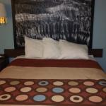 New rooms with new head boards!!