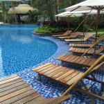 Howard Johnson Sandalwoods Hot Spring Resort Shuangyue Bay