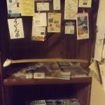 Flyers, discounts, guides and stuff.