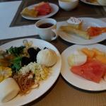 長信国際酒店朝食
