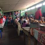 Street food al mercato