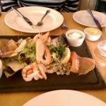 Seafood Plater for two.