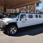 Luxury Car at Blue Water Hotel