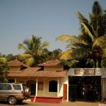Goa Chitra entrance