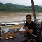 Breakfast by the Mekong River