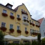 Hotel Gasthof Adlerbräu (Vorderansicht Marktplatz)