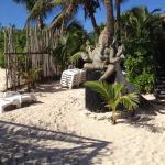 Om Tulum Hotel Cabanas and Beach Club Foto