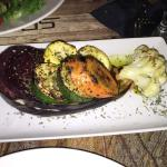 Grilled Vegitables