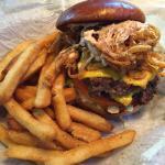 Down under burger