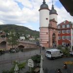 Tor und Brücke