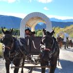 Photo de Bar-T-5 Covered Wagon Cookout
