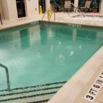 Very nice heated pool!