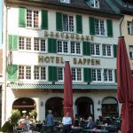 Der Rappen am Münsterplatz