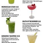 New Improved Cocktail list