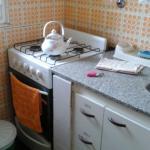 cocina totalmente equipada