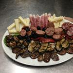 Antipasto Calabrese for Two