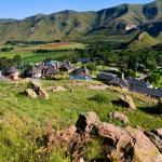 Nestled on the rolling hills of the Maluti Mountains
