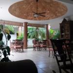 Restaurant, breaksfast area