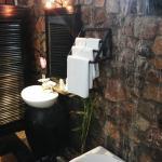 Salle de bain de la chambre No.3