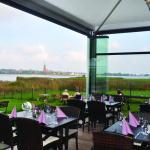 Strandrestaurant Marienbad Foto