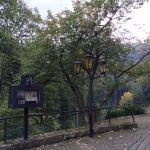 Around the hotel Burg Windeck