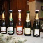 Champagne Guy Charbaut Foto