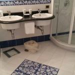 Banheiro quarto 302