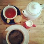 Americano & Tea