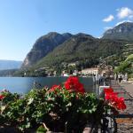 Romantic promenade in Menaggio