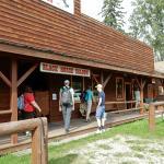 Wells Gray Guest Ranch resmi