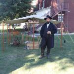 Civil War General's encampment at the Rupp House,  September 2015