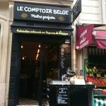 Le Comptoir Belge Foto