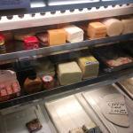 Cheese...'n stuff....