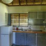 Moana Bungalow - Kitchen