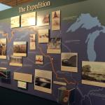 Expeditionary route